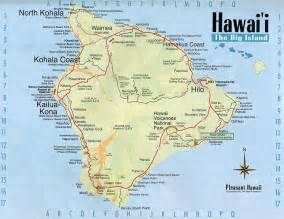 image map of hawaii