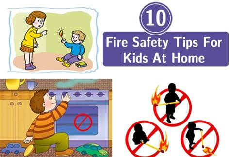 10 Safety Tips To Follow In Your Home by Do Not Play With As It Can Burn You Really Bad