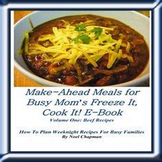 freeze your meals the freezer cookbook busy need books 1c frozen chosen on freezers freezer meals