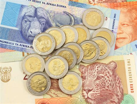 currency zar rand dips against dollar after release of weaker data