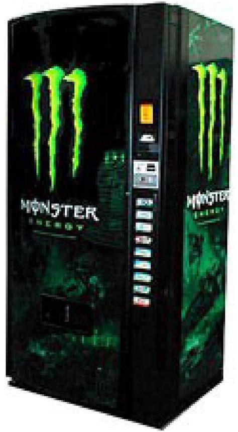 energy drink vending machine energy drink