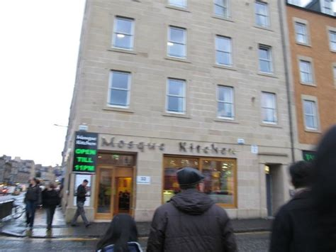 S Kitchen Edinburgh by Restaurant Picture Of The Mosque Kitchen Edinburgh