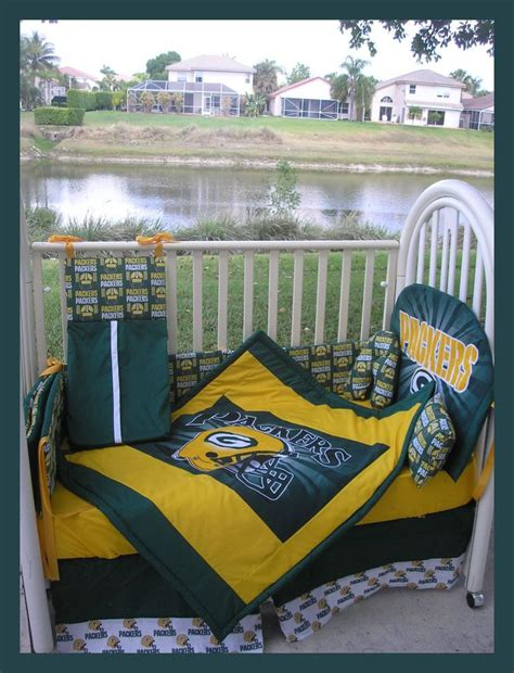 green bay packers bedroom green bay packers crib bedding baby on the way