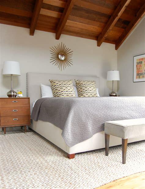bedroom furniture san francisco a cozy contemporary bedroom in san francisco