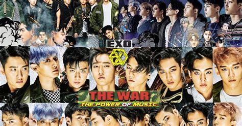 exo wallpaper portrait k pop lover exo the power of music wallpaper