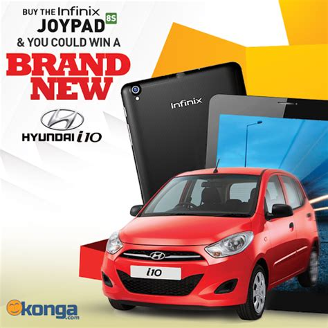 win a brand new car win a brand new car this may in the konga and infinix