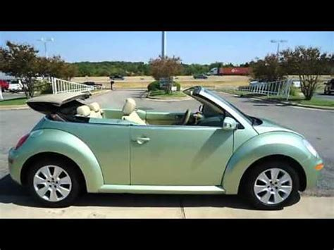 2008 Volkswagen Beetle Convertible by 2008 Volkswagen New Beetle Convertible Bob Utter Ford