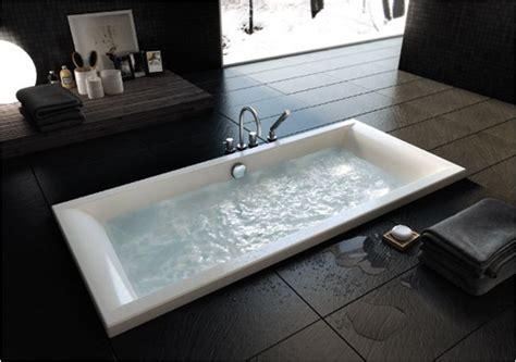 baignoire dans le sol inspiration d 233 co la baignoire encastr 233 e dans le sol