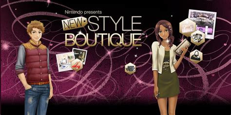 style boutique nintendo presents new style boutique nintendo 3ds