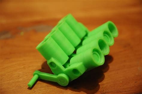 Dinosaurs! DNA! Space Shuttles! 10 Things to Make With Your 3 D Printer   WIRED