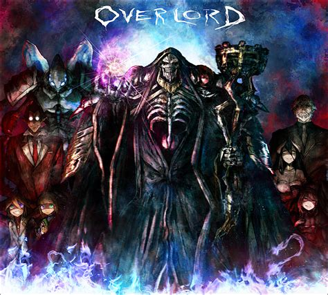 overlord anime wallpaper android albedo overlord wallpaper wallpapersafari