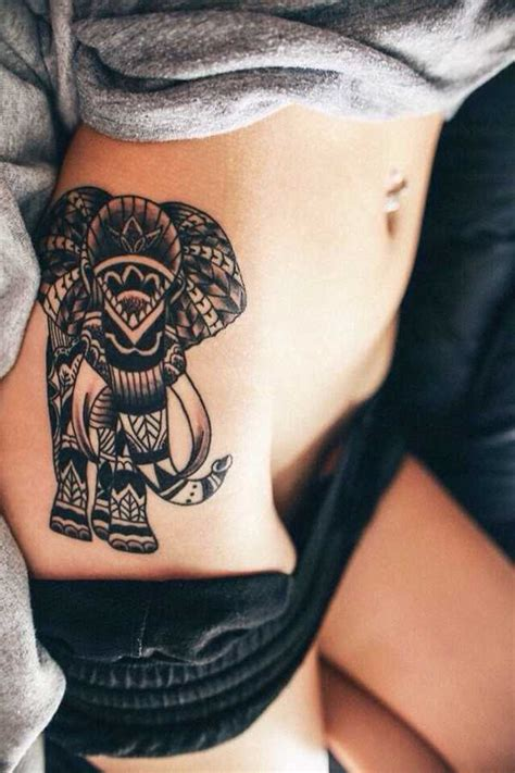 74 beautiful elephant tattoos design mens craze