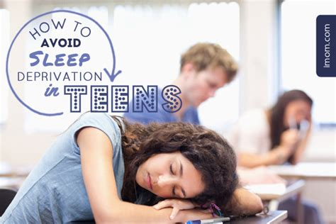 How To Stop Being A Sleeper by How To Avoid Sleep Deprivation In Imom