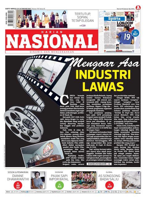 film nasional lawas harian nasional by harian nasional issuu