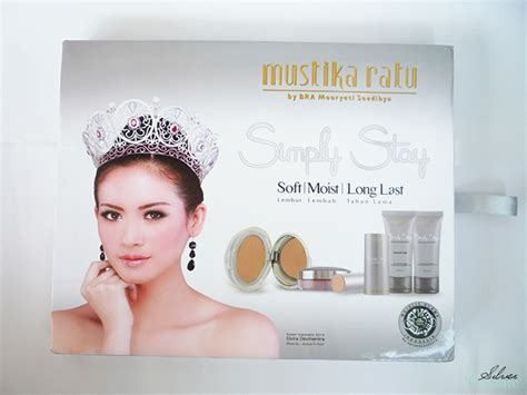 Lip Care Mustika Ratu everyday with simply stay by mustika ratu silver