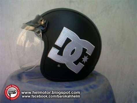 Helm Bogo Vespa By Mona Helm by Helm Bogo Dc Bordir Helm Vespa