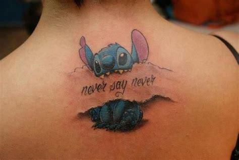 stitch ohana tattoo stitch lilo stitch
