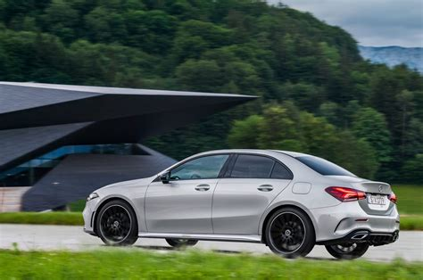 2019 Mercedes A Class Usa by 2019 Mercedes A Class Exterior Photo Mootorauthority