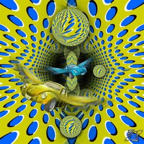 imagenes en 3d chistosas ilusiones opticas taringa
