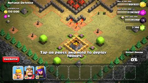 clash of clans single player clash of clans single player easter eggs youtube