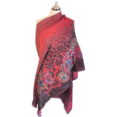 vc 123 scarf poncho venezia