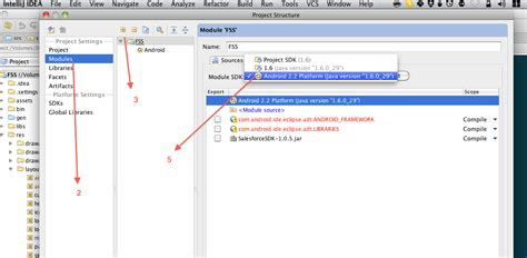 android sdk location osx upgrade intellij to 10 5 and android build fails android sdk not specified stack overflow