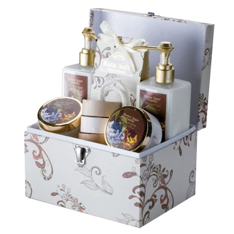 bathroom gifts vanilla bath gift set corporate gifts south africa
