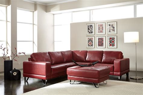 leather upholstery seattle palliser seattle leather sectional