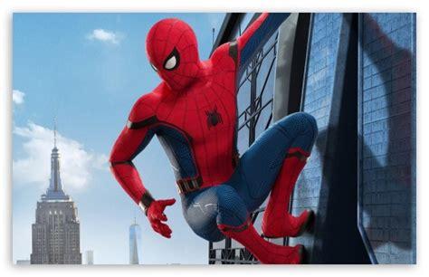 Spider Man Homecoming 4K HD Desktop Wallpaper for 4K Ultra
