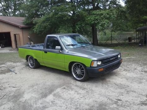 Custom 1990 Toyota 1990 Toyota 2 500 Possible Trade 100637013