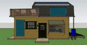 400 Sq Ft Apartment by Misty S 400 Sq Ft 16x25 Solar Off Grid Small House
