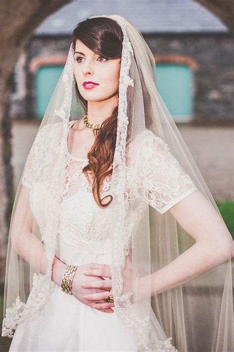 Vintage Bridal Hair Belfast by 1000 Images About Visionary Veils Wedding Veils On