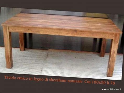 foto tavoli foto tavolo indiano in legno massello di mobili etnici
