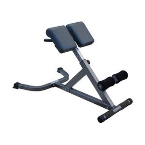 hyper extension bench home fitness equipment waterford