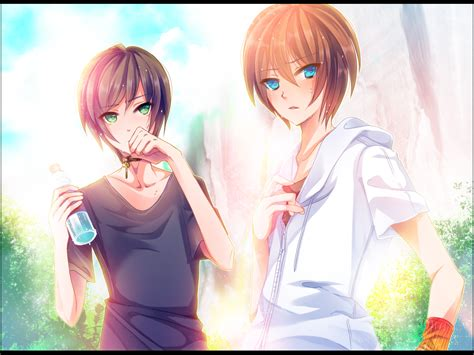 Anime Wallpaper Yunying Liu | liu creepypasta zerochan anime image board