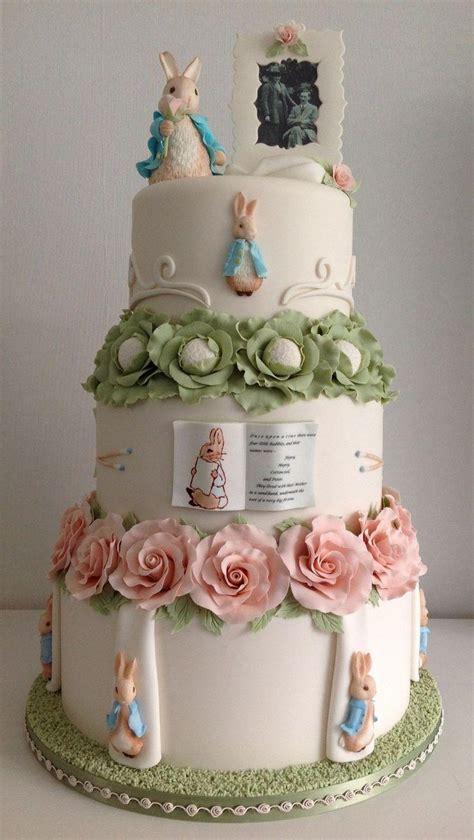 wedding cakes christening cake 1987645 weddbook wedding theme rabbit wedding cake 2558069 weddbook