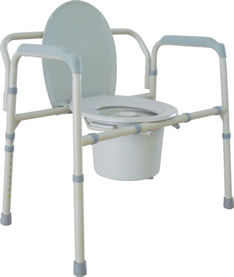 Toilet Seat Commode by Heavy Duty Bariatric Folding Bedside Commode Seat Drive