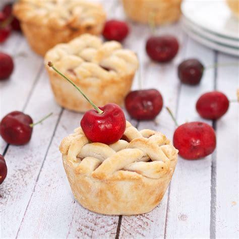 Mini Cherry mini cherry pies recipe dishmaps