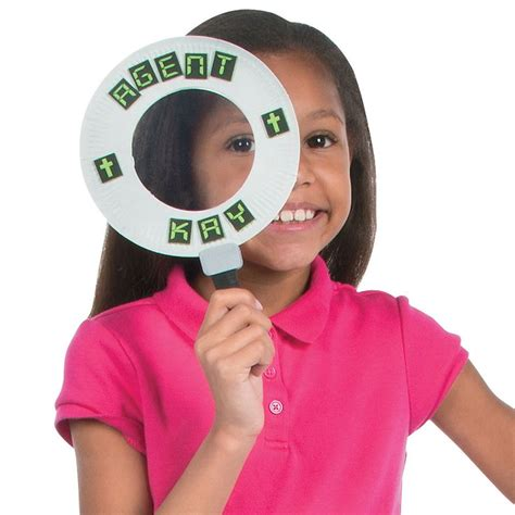 How To Make A Magnifying Glass Out Of Paper - 63 best images about detective ideas on