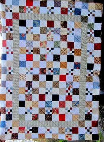 Free Quilt Patterns Pdf by Free Scrap Quilt Pattern