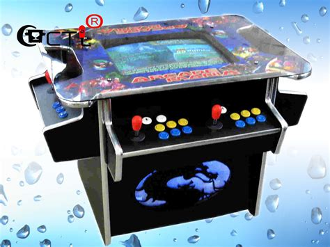 Arcade Legends Multi Cocktail Machine by China Galaxy Arcade Multi Cocktail Machine Ct