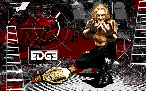 wallpaper of edge sports accessin wwe wrestler photos 2012