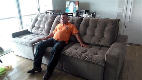 sofa reclinavel 2 lugares montagem de sof 225 retr 225 til 11991366816 youtube