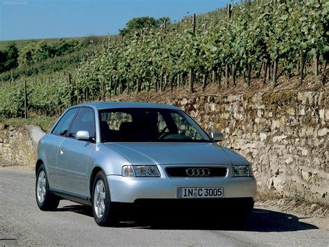 Audi A3 3 door (1998) picture 4 of 16