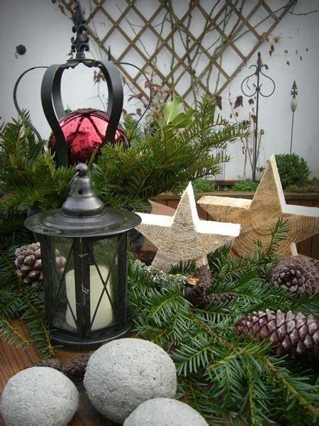 weihnachtsdeko im außenbereich 41 besten weihnachtsdeko im garten bilder auf