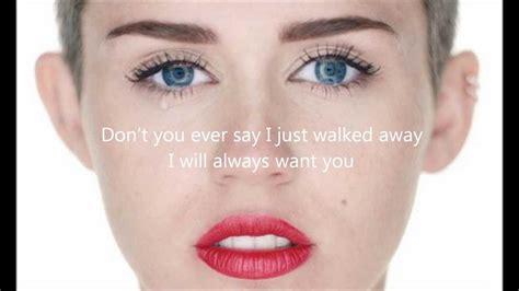 Miley Cyrus - Wrecking Bal