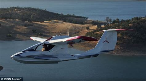 Tesla Airplane Icon A5 Is The Tesla Of Airplanes Gas 2