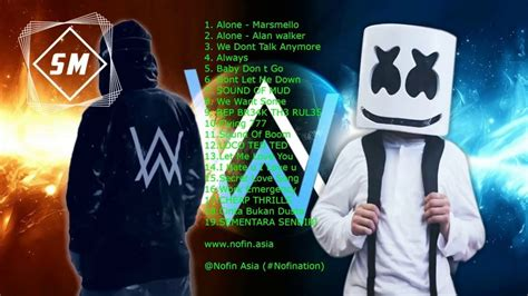 alan walker nonstop nonstop alan walker vs marshmello alone remix best