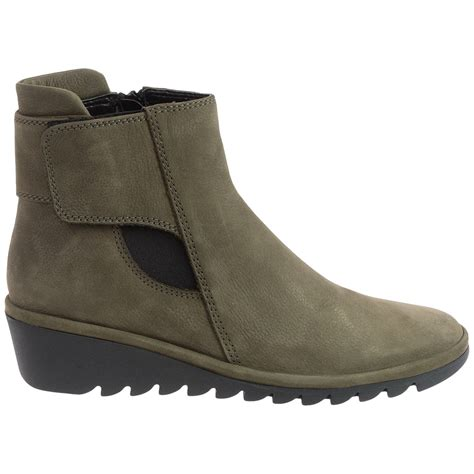 suede boots womens the flexx malificent suede boots for save 66