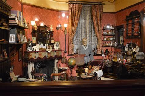 Marvela Interiors visit sherlock holmes s study above a central london pub